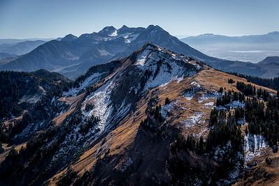 Box Elder Peak Traihead