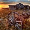 Ghost Town Galilee Saskatchewan