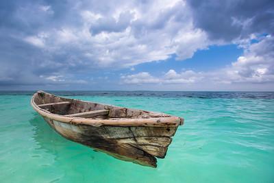 Adrift • Zanzibar