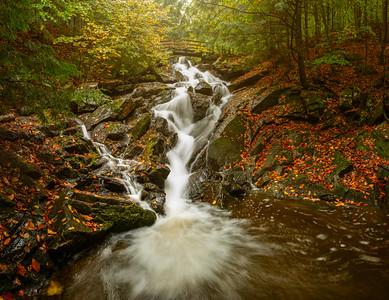 Fortune Lake to Dunlop Picnic Falls