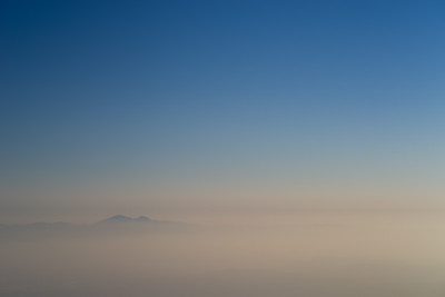 Calm Mountainscape