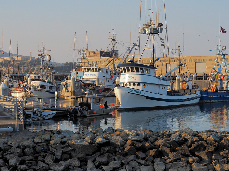 Fisherman's Wharf, San Francisco.