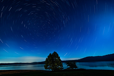 Eastfork Star Trails