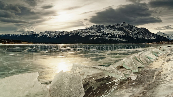 Ice and Mountain