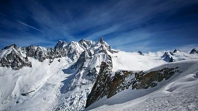 Vallee Blanch, Chamonix