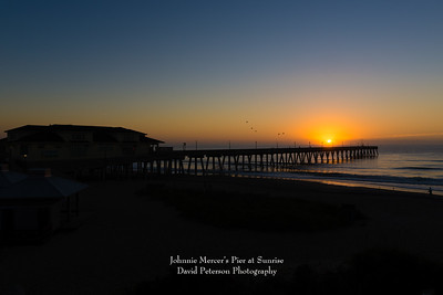 Johnnie Mercer's Pier at Sunrise