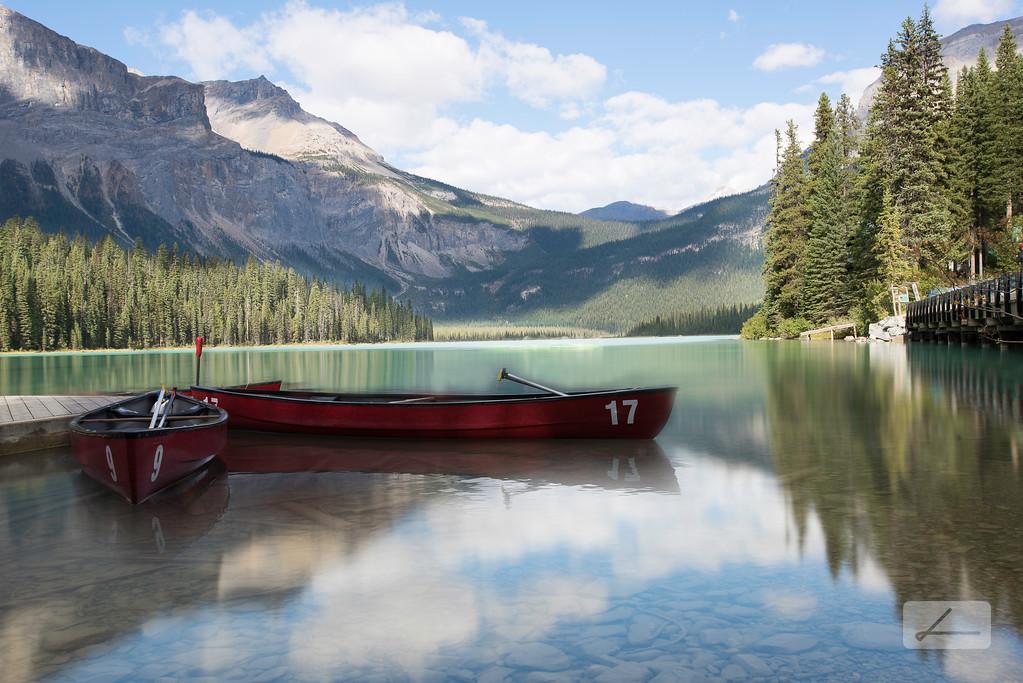 Emerald lake movement