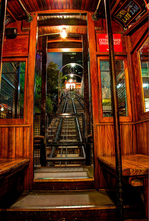 Angel Flight funicular