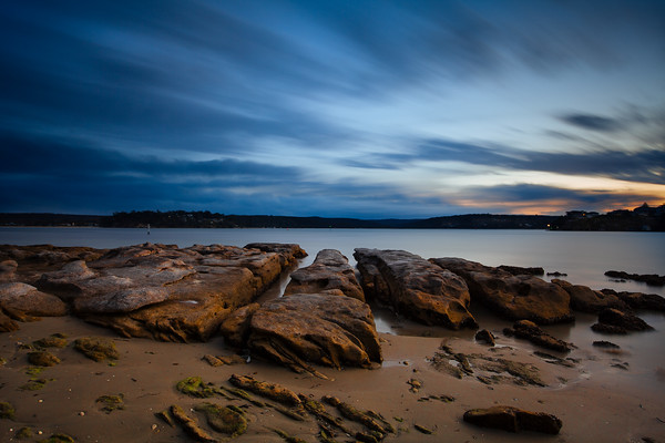 Sunset at  Darook Park | Gunnamatta Bay Australia