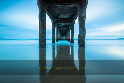 Manhattan Beach Pier -n