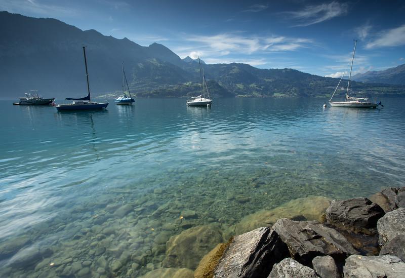 Switzerland - interlaken