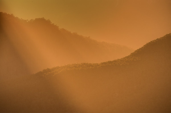 Govett's Leap, Blue Mountains, New South Wales, Australia.