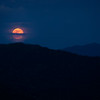 Blue Ridge Moonrise