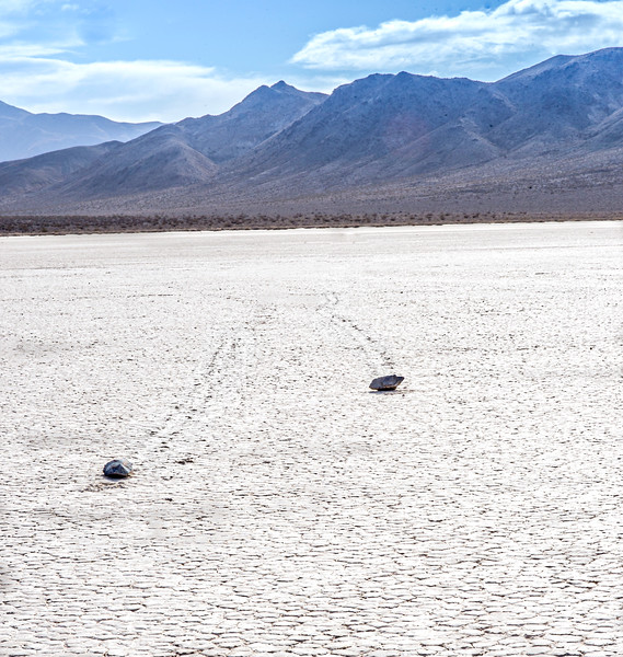 Racetrack Playa - Death Valley