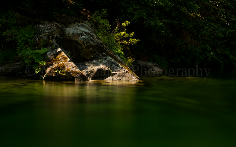 Yuba River Light & Shadow