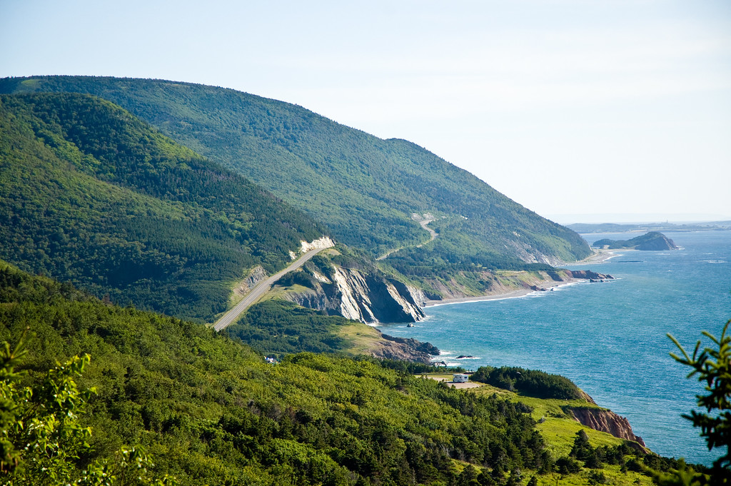 Cabot Trail - Cape Breton, Nova Scotia