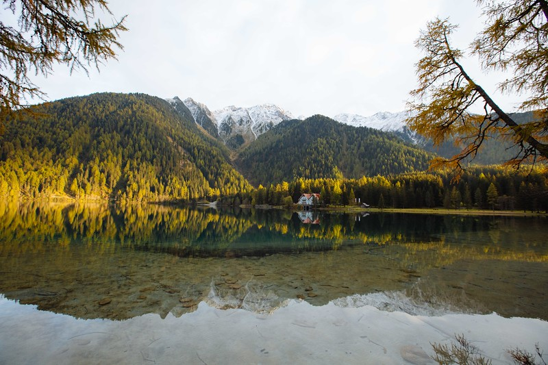 The Lago di Anterselva | Italy