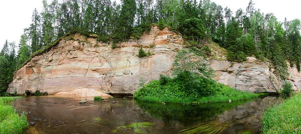 Suur Taevaskoja panorama