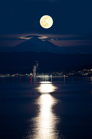Bellingham Supermoon