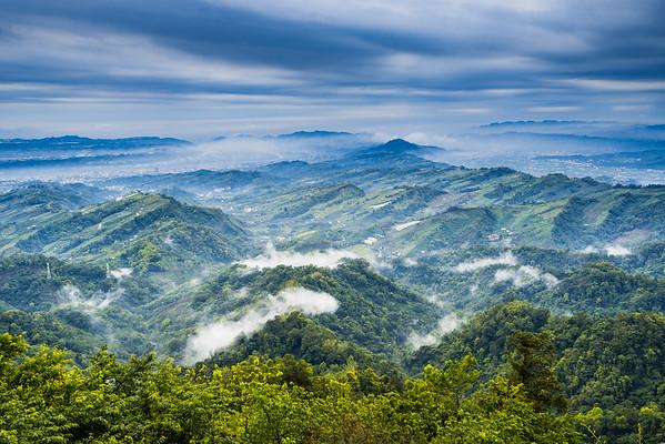 Dasyueshan, Taiwan