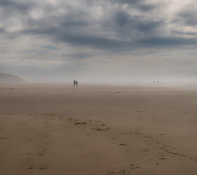 Nye Beach Strolling