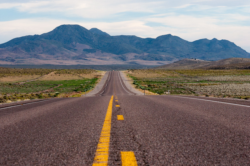 Lonely Road, NV