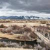 Blain Spring Creek Landscape, Madison Valley, MT