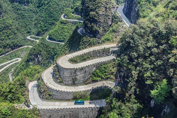 Straight roads do not make skillful drivers.