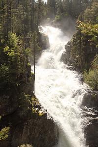 Big Timber Falls