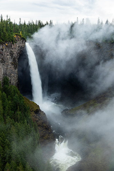 Helmcken Falls and Mist