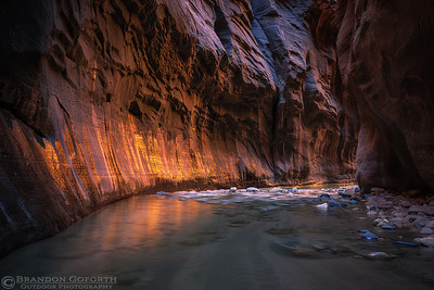 Zion Narrows 4