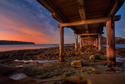 Wooden Beauty | La Perouse | Australia