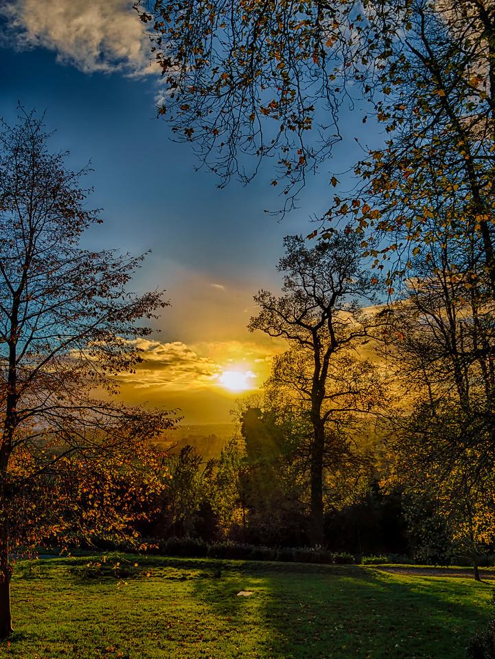 Cliveden Sunset