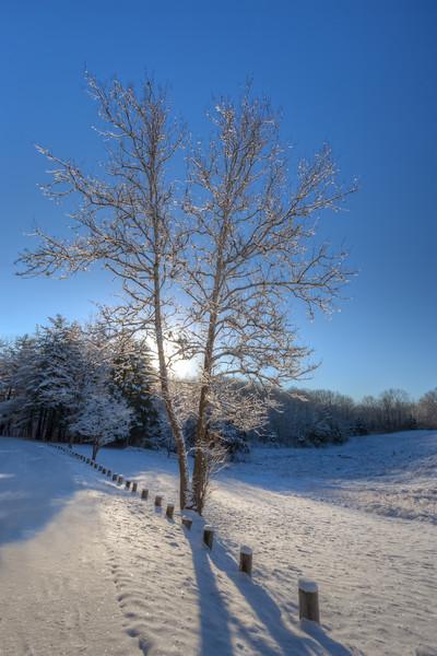 Winter Sunrise 2014 shot by Vasquez Photography LLC