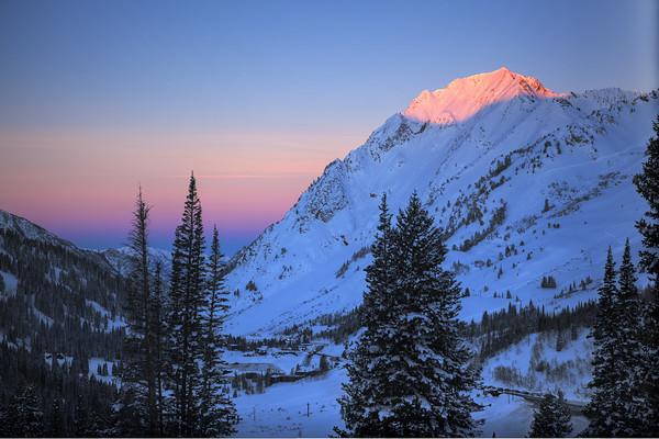 Mt. Superior, Alta, UT
