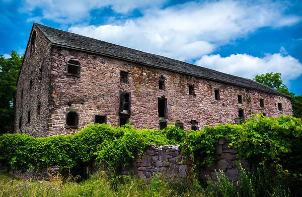 18 Century Farm Barn