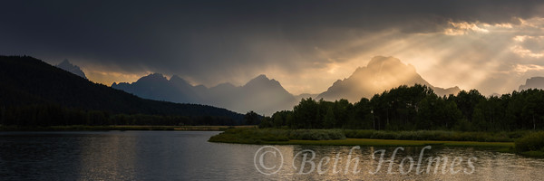 Oxbow Summer Storm