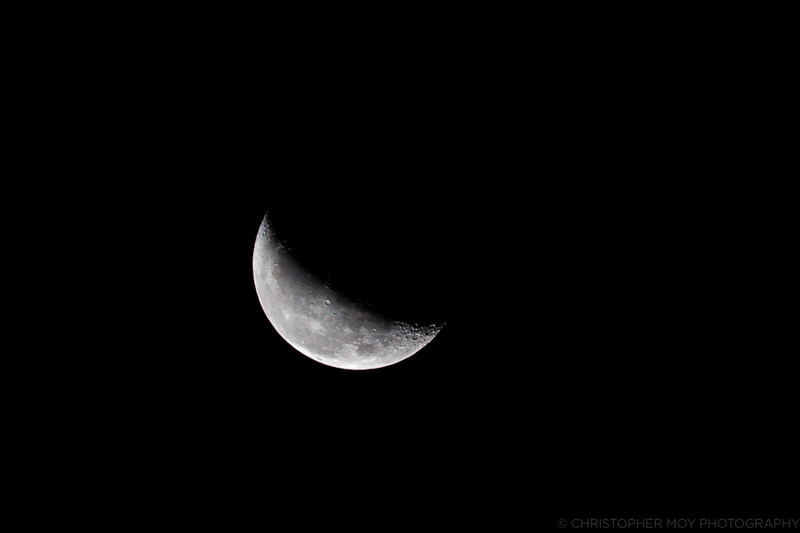 Waning Crescent Phase