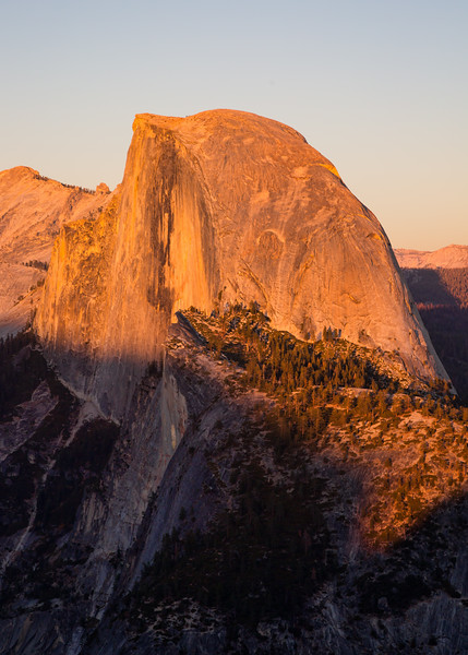 Golden Half Dome