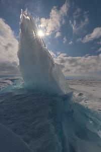 Ice sail