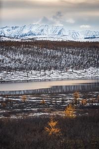 Okinsky district, the Eastern Sayan Mountains, the Republic of Buryatia, the Eastern Siberia, Russia