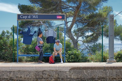 Monaco Classic View at Cap d'Ail Station 2016