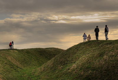 Uffington Hill Fort