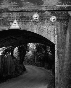 Hungerford Marsh Railway Bridge