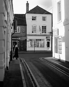 In Park Street Newbury