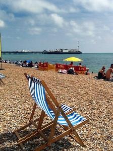 Brighton Beach - iphone 4 hr