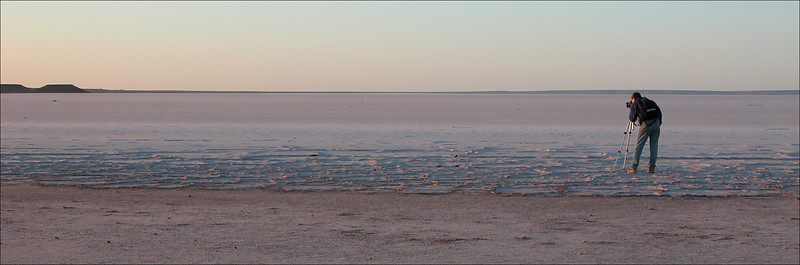 South Australia, Lake Hart, Salt Lake