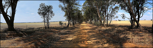 Victoria, Country Road, Central Victoria