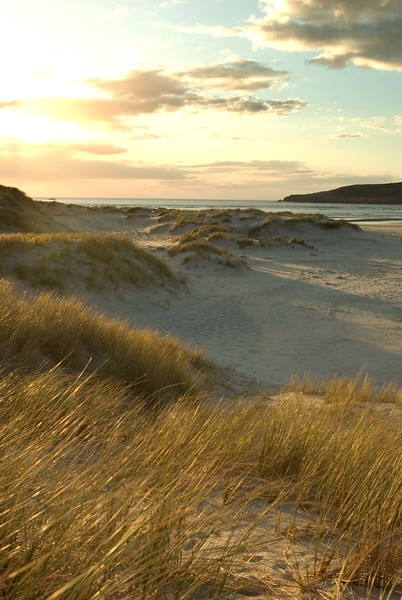 Maghera Beach, Ardara, County Donegal (I believe this is the photo I was taking when my wife took the shot of me shown in the guestbook. I don't know what it is about this picture, but I'm very fond of it)