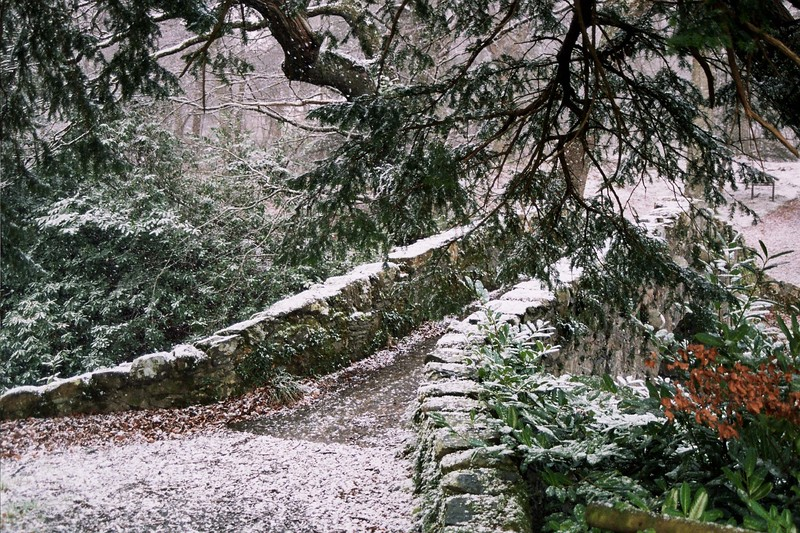 Foley's Bridge, Tollymore Forrest Park, County Down